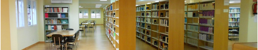 Biblioteca UNED Mérida